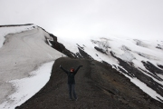 That's high enough! (Volcan Orsono)