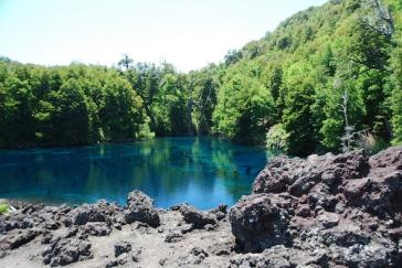 Lago Arcoiris