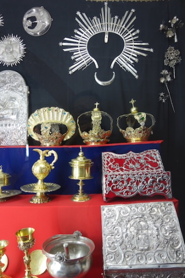 Slver and gold dowry payments.