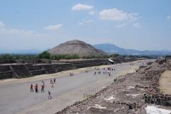 Pyramid del Sol