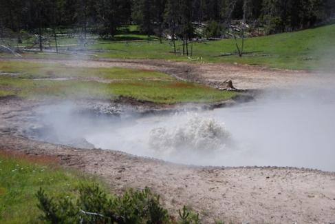 Mud Volcano