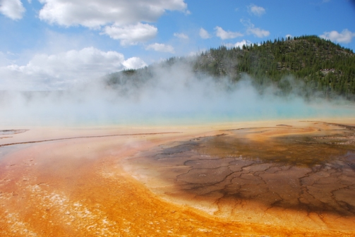 The Giant Prismatic Spring